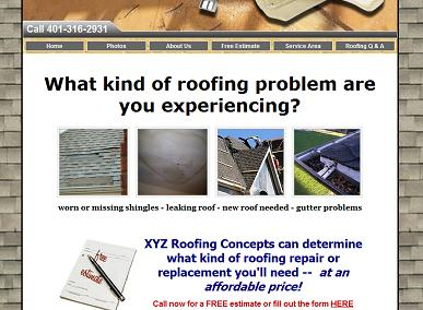 ATTENTION: RI Roofing Contractors In Rhode Island Who Want More Leads And  Phone Calls From Their Website.