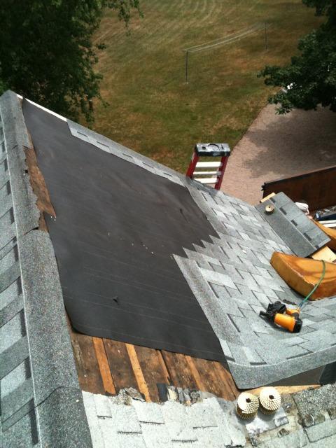 Roof Repair Roofing Contractor Ri Roof Repair Estimate