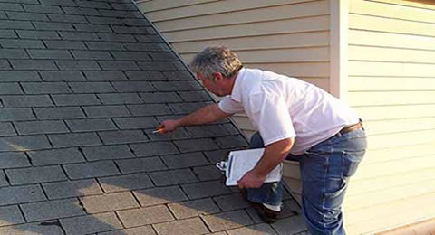 Roof Inspection Ri