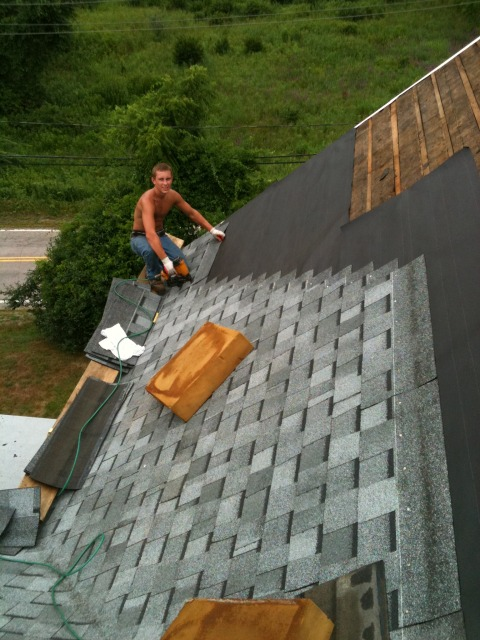 Emergency Roof Repairs and Roofing Services East London